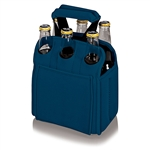 Picnic Time Six Pack Beverage Carrier - Royal Blue