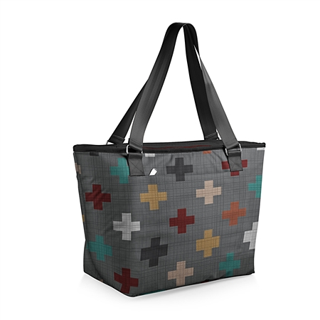 Picnic Time Hermosa Cooler Tote - Pixels Collection