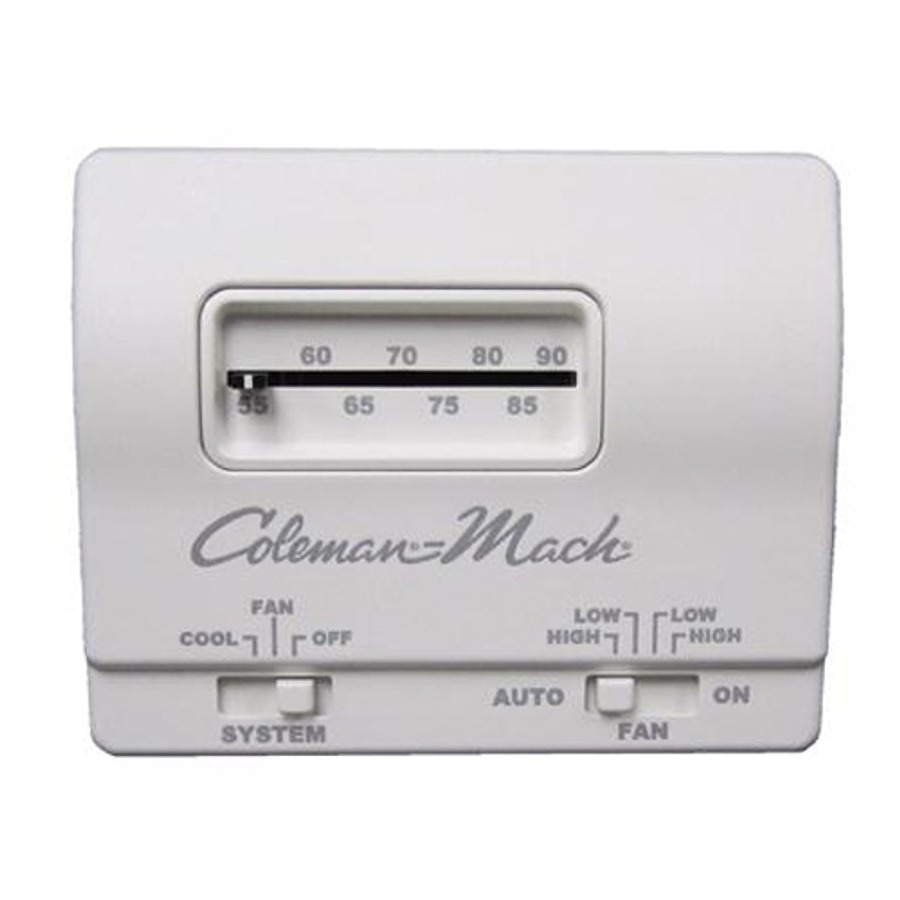 Coleman Mach 7330F3361 Analog Cool Only RV Air Conditioner ...