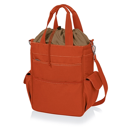 Picnic Time Activo Cooler Tote - Orange