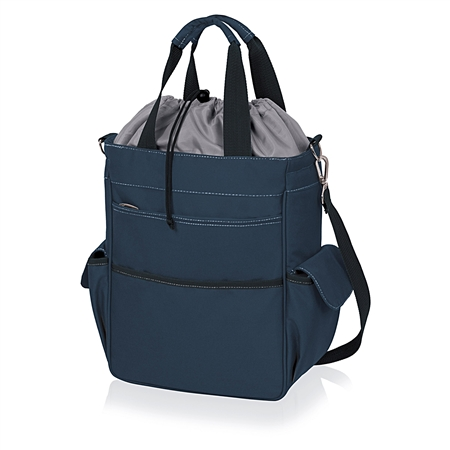 Picnic Time Activo Cooler Tote - Navy