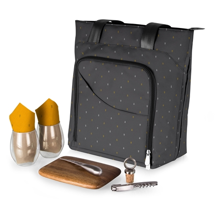 Picnic Time Sonoma Wine and Cheese Tote - Anthology Collection