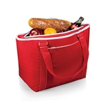 Picnic Time Topanga Cooler Tote - Red