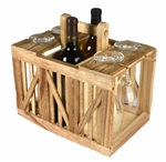 Artland 22109 Home Mixology Wine Caddy