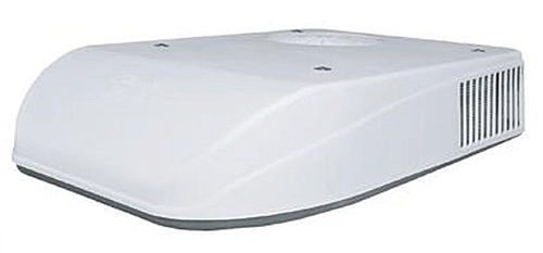 Mach 8 RV Rooftop Air Conditioner, White - 13,500 BTU