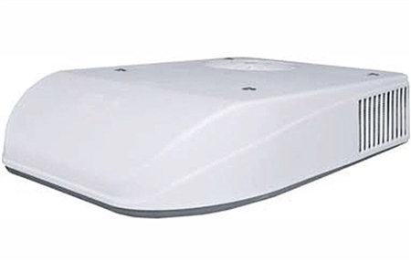 Coleman Mach 8 Replacement Shroud, White