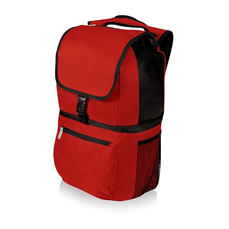 Picnic Time Zuma Cooler Backpack - Red