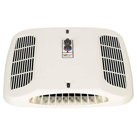Coleman Mach 9430D715 Deluxe Heat-Ready Non-Ducted Ceiling Assembly - White