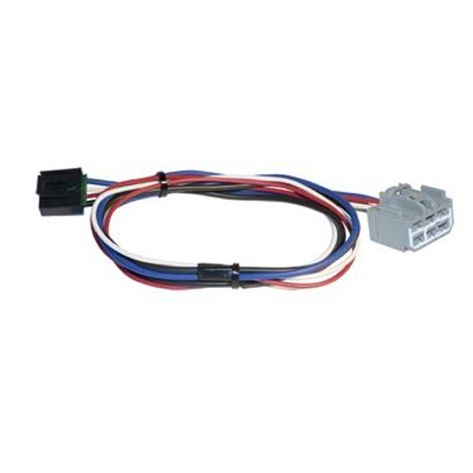 westin automotive brake controller wiring harness - dodge durango 2011 -  2014