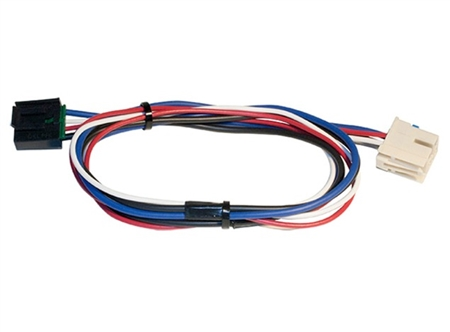 Westin Automotive Brake Controller Wiring Harness - Chevy Silverado 2014 - 2015
