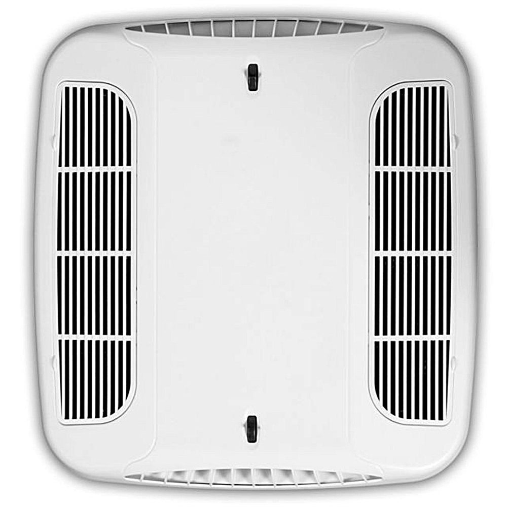 Coleman Mach 9430-4552 Non-Ducted Ceiling Assembly for Wall Thermostats -  Plenum Only - White