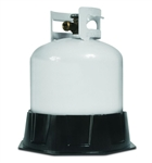 Camco 57236 Stabilizing Base For 20-30 Lb Propane Cylinders
