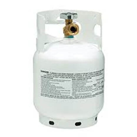 Manchester Tank 10054 5 lb. Steel LP Gas Cylinder