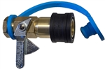 MB Sturgis 104052-MBS Propane Line Valve Female Quick Disconnect
