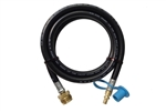 "MB Sturgis 100476-48PKG Quick Connect 48"" Hose"