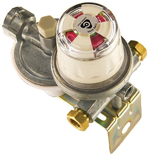 Two Stage Automatic Changeover Regulator