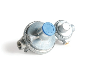 Two Stage Horizontal Regulator
