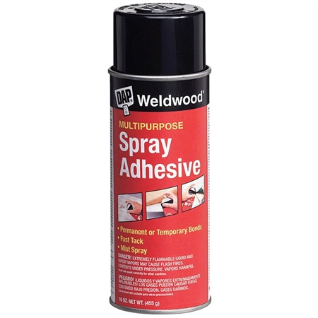 Dap 00118 Weldwood Multipurpose Spray Adhesive
