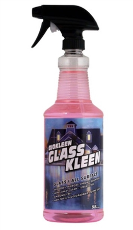 Bio-Kleen H10907 Glass Kleen Window And Glass Cleaner 32 Oz.