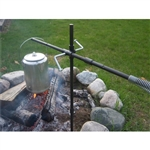Campfire Grill Extended Camping Pot Dangler