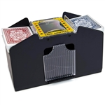 Jobar JC2797 4 Deck Card Shuffler