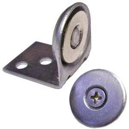 "Tyler Holdings Ltd. 3/4"" Magnetic Cabinet Latch - L Bracket"