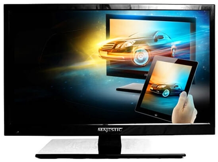 "Majestic LED191DU MMMI 19"" LED RV TV"