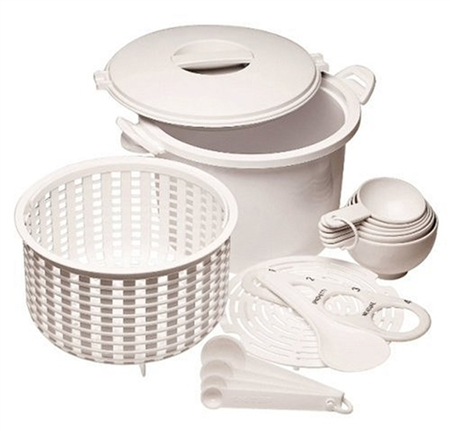 Progressive International GMRC-500 17Pc Rice and Pasta Cooker