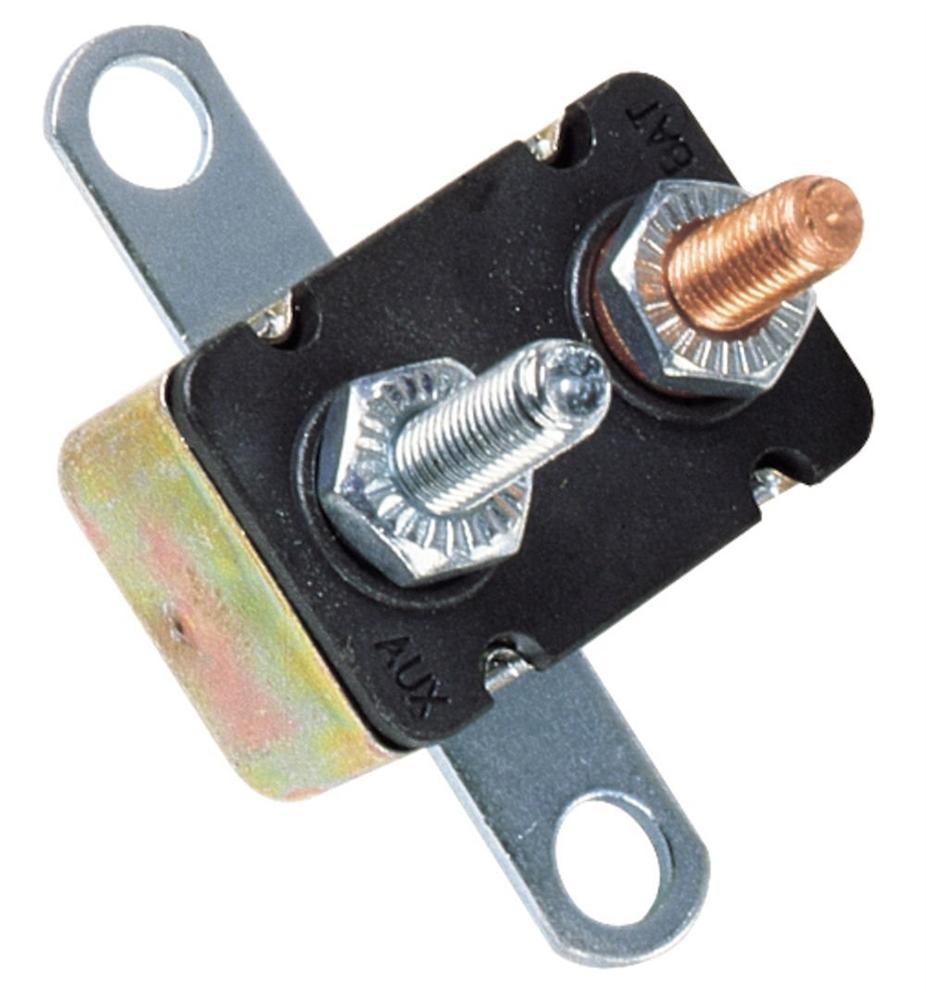 BUSSMANN CBC-30 Automotive Circuit Breaker,CBC,30A,14VDC Self Resetting