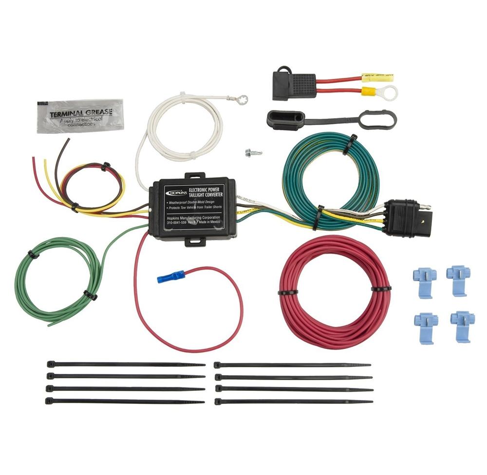 Hopkins 46255 Short Proof Trailer Power Converter