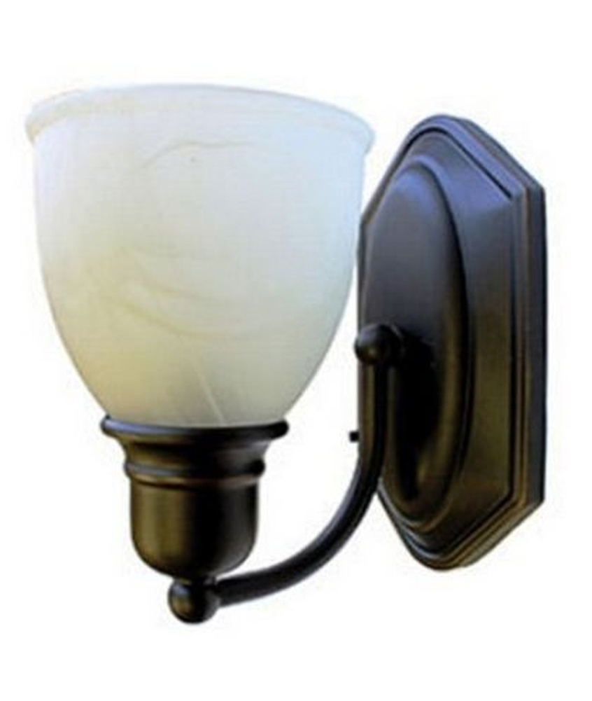 Lasalle 410131601744rt Oil Rubbed Bronze Sconce Lamp