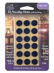 Magic Mounts 3730 Self Sticking No Slip Dots - 18 Pack