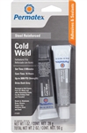 Permatex 14600 Cold Weld Bonding Compound - (2) 1 OZ. Tubes