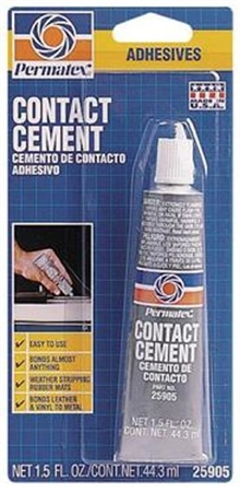 Permatex 25905 Contact Cement