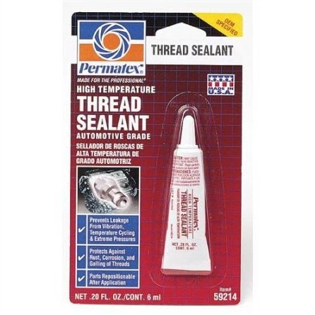 Permatex 59214 High Temperature Thread Sealant