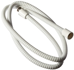 "Phoenix 9-901-60W Metaflex 60"" Shower Head Hose - White"