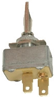 Pollak 34-213P Heavy Duty Toggle Switch 50 Amp