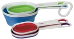 Progressive International BA-545 Collapsible Measuring Cups
