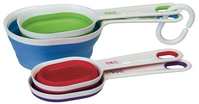 BA-545 Collapsible Measuring Cups