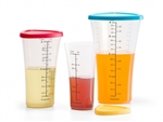 Progressive International GT-3434 Measuring Cup Trio