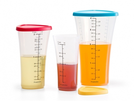 Progressive International Measuring Cup Trio
