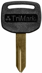 RV Designer T700 Replacement Key For TriMark T507 Deadbolt - New Style