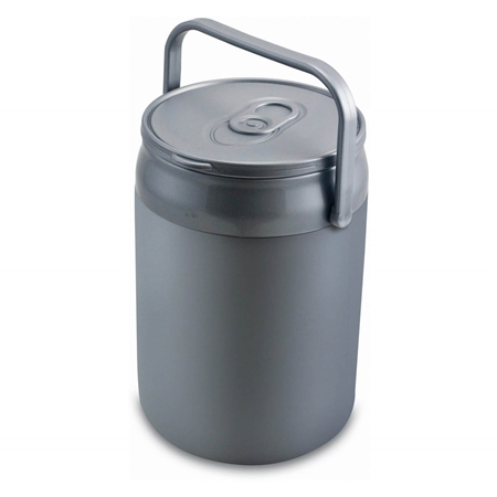 Picnic Time 690-00-000-000-0 Can Cooler - 2 Gal - Silver / Grey