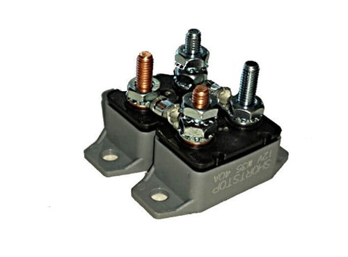 Equalizer Systems Circuit breaker assembly for EL Pac