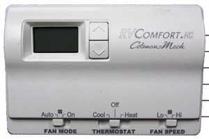 Coleman Single Stage Heat/Cool Digital Wall Thermostat