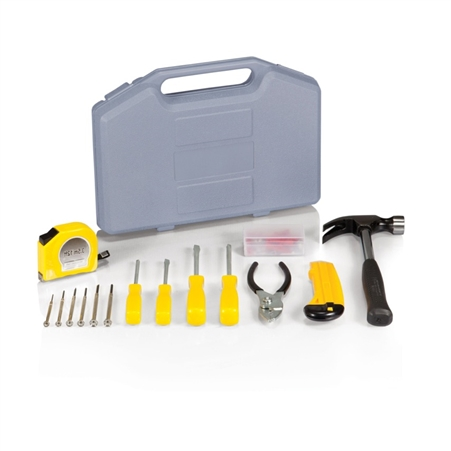 Picnic Time Necessities Tool Kit - Grey