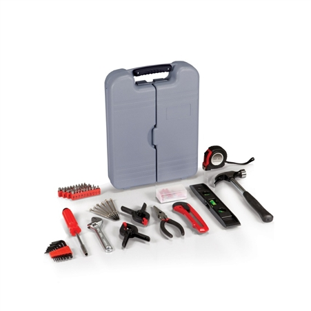 Picnic Time Apprentice Tool Kit - Grey