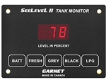 Garnet 709 SeeLevel II Tank Monitor - Monitor Only