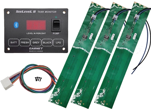 Garnet 709-BTP3 SeeLevel II Tank Monitoring System with Bluetooth