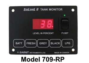 Garnet 709-RP-MO Seelevel II Monitor Only